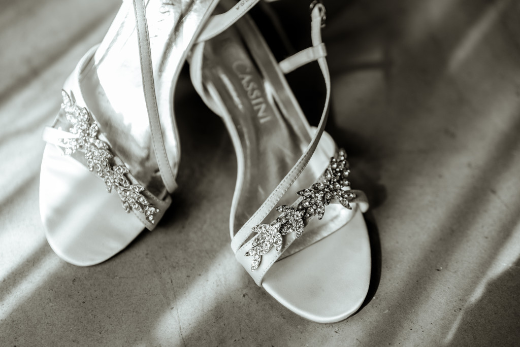 Wedding, Shoes