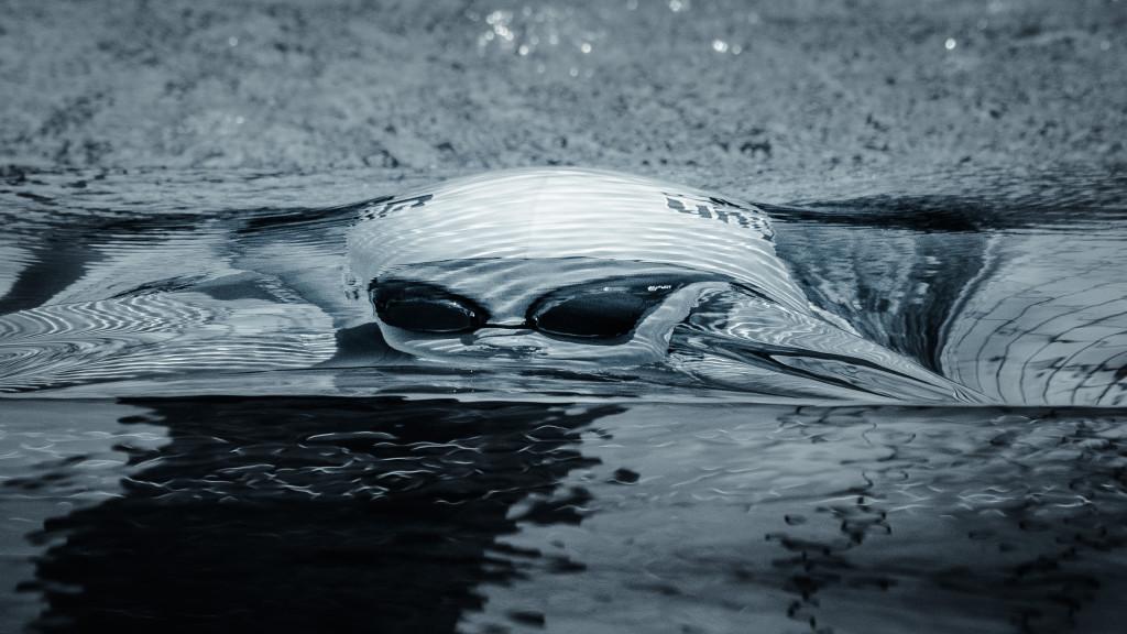 Swim, Gala, B&W