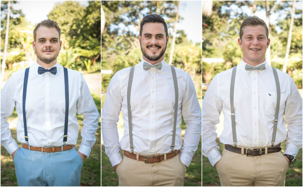 Groomsmen Collage