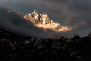 The Himalayas (Part 2)   Namche Bazaar to Dingboche