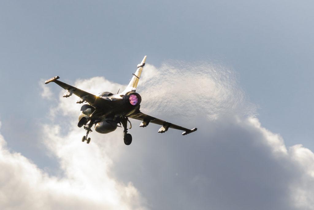 Jet afterburner